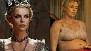 'แค่ต้องตื่นมากินชีสทุกตีสอง' ชาร์ลีซ เธอรอน นักแสดงที่ลด-เพิ่มน้ำหนักได้อย่างเหลือเชื่อ!