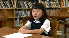 สาวน้อยวัย 10 ขวบพิการไม่มีมือ คว้าที่ 1 แข่งคัดลายมือระดับชาติ