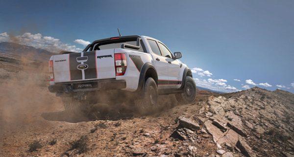Ford Ranger Raptor X