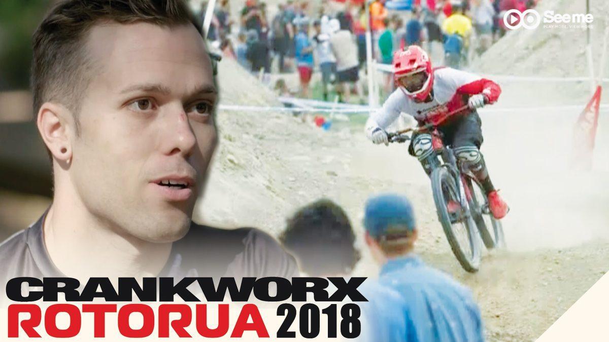 รายการ Crankworx World Tour 2018 | การแข่งขันจักรยานเสือภูเขา EP.1 [FULL]