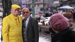 The Yellow Man of Aleppo ฉายามนุษย์สีเหลือง ผู้สวมเสื้อผ้าสีเหลืองมายาวนานถึง 35 ปี