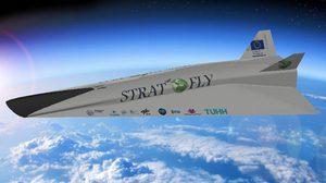 เครื่องบินโดยสาร ความเร็วเหนือเสียง จากแอลเอถึงโตเกียวใช้เวลาเพียง 2ชม.