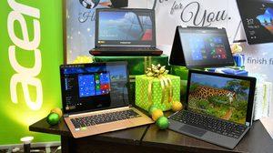 Acer เปิดตัวโน้ตบุ๊ค 4 รุ่น เน้นนวัตกรรมการใช้งานผสานดีไซน์ ในสไตล์ Just For You