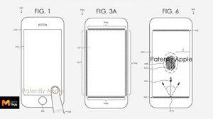 Apple จอสิทธิบัตรระบบสแกนนิ้วบนจอ iPhone สแกนได้ยันสุขภาพผู้ใช้