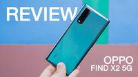 รีวิว OPPO Find X2 5G  แฟลกชิพล่าสุด สมาร์ทโฟนจอดีที่สุด ชาร์จไวที่สุด!