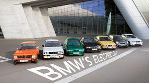รู้แล้วจะอึ้ง! ย้อนไทม์ไลน์ BMW ซุ่มพัฒนานวัตกรรมรถไฟฟ้ามากว่า 40 ปี