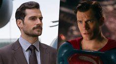 เผยภาพ เฮนรี คาวิล ไว้หนวดเครา ถ่ายซ่อมบท ซูเปอร์แมน ในหนัง Justice League