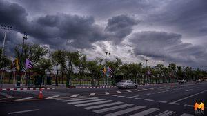 อุตุฯ เตือนทั่วประเทศมีฝนตกหนัก ภาคเหนือมีลูกเห็บตกบางพื้นที่