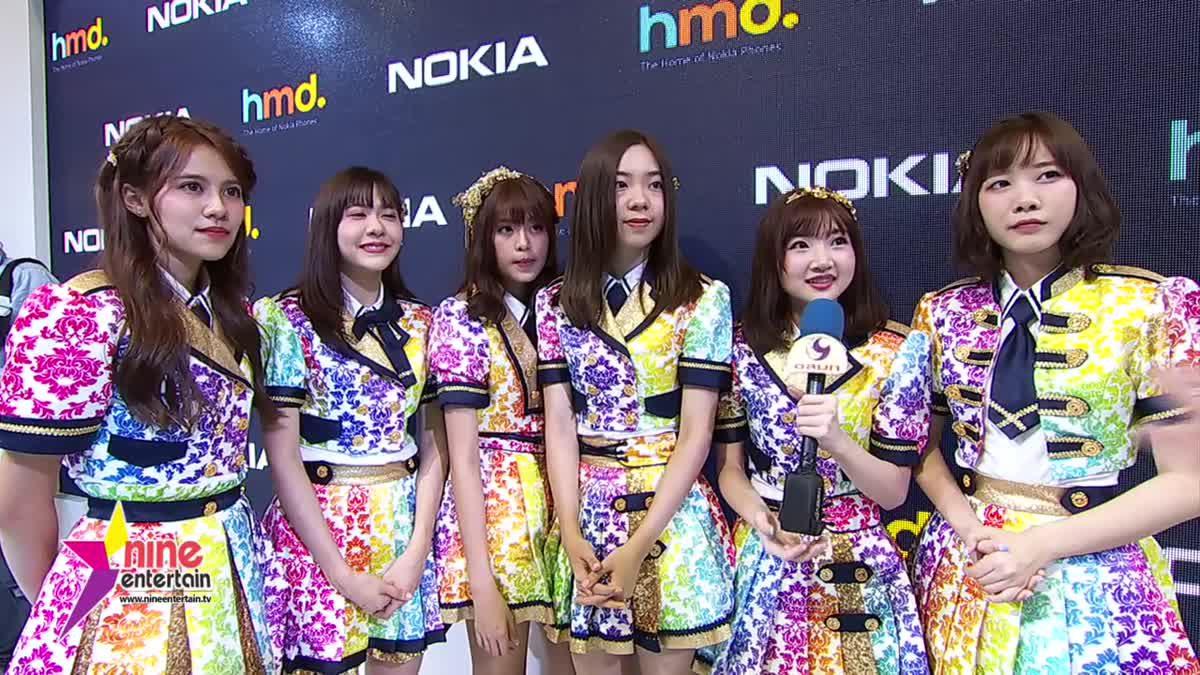 มุมมองการทำงานของ 6 สาว BNK48 ( คลิปจัดเต็ม)