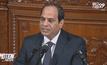 ผู้นำอียิปต์ประณามการก่อการร้าย