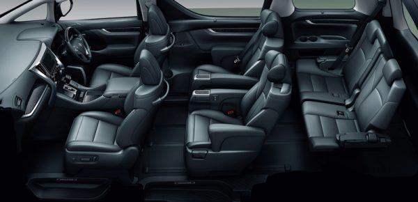 2020 Toyota Alphard & Vellfire