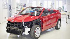 Skoda Karoq Convertible รถต้นแบบ เตรียมเปิดตัวเดือนมิถุนายน 2561นี้