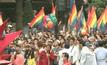 ขบวนพาเหรดชาว LGBT ในเกาหลีใต้