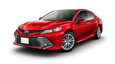 เผยข้อมูล 2018 Toyota Camry เจนใหม่สเปคเวอร์ชั่นที่ขายในญี่ปุ่นปลายปีนี้