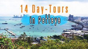 14 Day-Tours in Pattaya