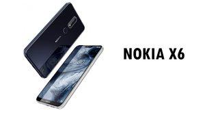 Nokia X6 เปิดตัวพร้อมบอดี้สุดหรู กระจกหน้าหลัง กล้องคู่พลัง AI เริ่มต้น 6,500 บาท