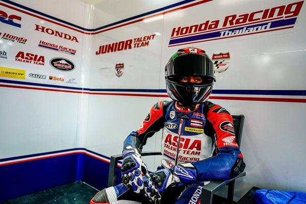 Honda Moto3 2021
