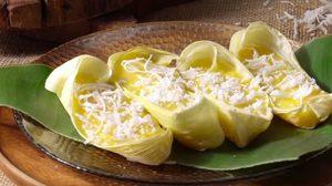 สูตร ขนมข้าวโพด ขนมไทยโบราณหาทานยากแต่ทำไม่ยาก