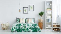 เปลี่ยนบรรยากาศใน ห้องนอน ให้ดูสดชื่นและน่าพักผ่อนด้วย 3 วิธีดังนี้