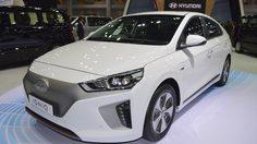 Hyundai เตรียมเปิดตัว Hyundai Ioniq ที่งาน Auto Expo 2018