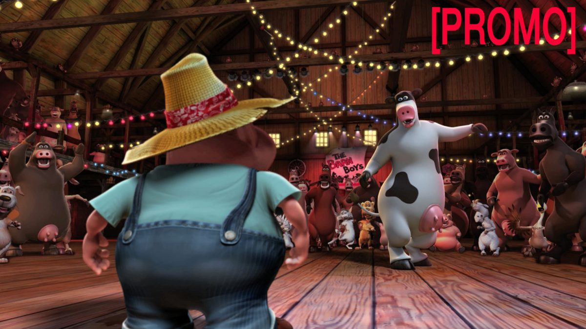 Barnyard เหล่าตัวจุ้น วุ่นปาร์ตี้ [PROMO]