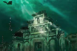 City Lion เมืองโบราณใต้น้ำ สวรรค์ของนักดำน้ำ