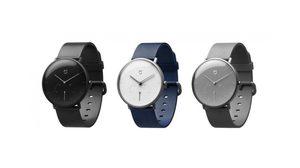 Xiaomi Mijia Quartz Watch สมาร์ทวอทช์มีเข็มจริง ดีไซน์เรียบหรูสุดเท่