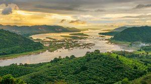 จีนปล่อยน้ำจากเขื่อนลงแม่น้ำโขง บรรเทาภัยแล้งประเทศเพื่อนบ้าน