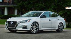 Nissan Altima 2019 สเป็คแคนาดาจะใช้ระบบขับเคลื่อน AWD เป็นมาตรฐาน