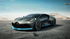 Bugatti Divo เปิดตัวที่งาน Pebble Beach ขายเพียง 40 คันทั่วโลก