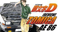 รีวิว Tomica AE86 รถส่งเต้าหู้ในตำนานแห่งเขาอากินะจาก Initial D