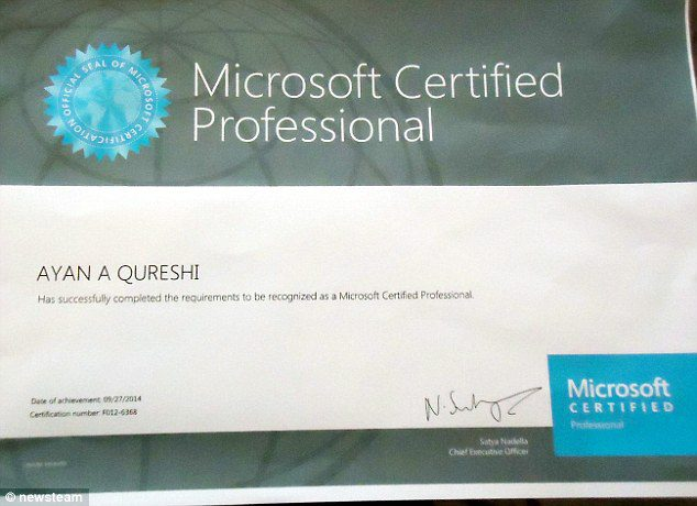 1415889985885_wps_39_The_certificate_given_to_