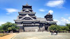 ปราสาทคุมาโมโตะ ปราสาทยิ่งใหญ่แห่งเกาะคิวชู เที่ยวญี่ปุ่น
