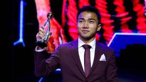 ยังไม่มองไกลกว่าเจลีก! 'ชนาธิป' เปิดใจคว้า 2 รางวัล FA-J League Awards