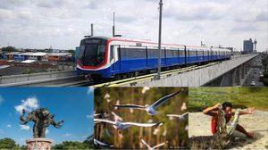 7 ที่เที่ยวตามเส้นทาง รถไฟฟ้าสายสีเขียว แบริ่ง-สมุทรปราการ