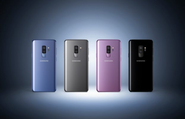Note 9 อดได้ระบบสแกนนิ้วใต้จอ เลื่อนไปให้ Samsung Galaxy S10 แทน