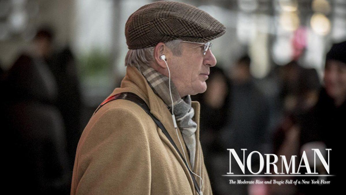 ตัวอย่างหนัง Norman: The Moderate Rise and Tragic Fall of a New York Fixer นอร์แมน สุภาพบุรุษจอมปลอม ?