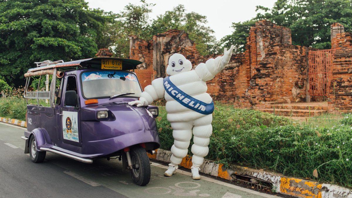 คู่มือ 'มิชลิน ไกด์' ฉบับที่ 5 ของไทย เลือก 'อยุธยา' เป็นหมุดหมายใหม่ในการคัดสรรร้านอาหารติดดาว