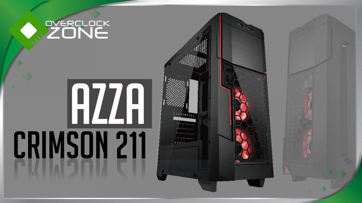 รีวิว AZZA Crimson 211 : Chassis ราคาประหยัด