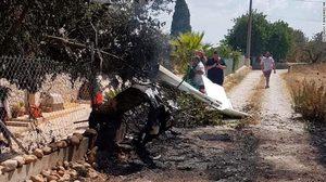เฮลิคอปเตอร์ชนเครื่องบินเล็กกลางท้องฟ้าสเปน ทำคนเสียชีวิต 7 ราย