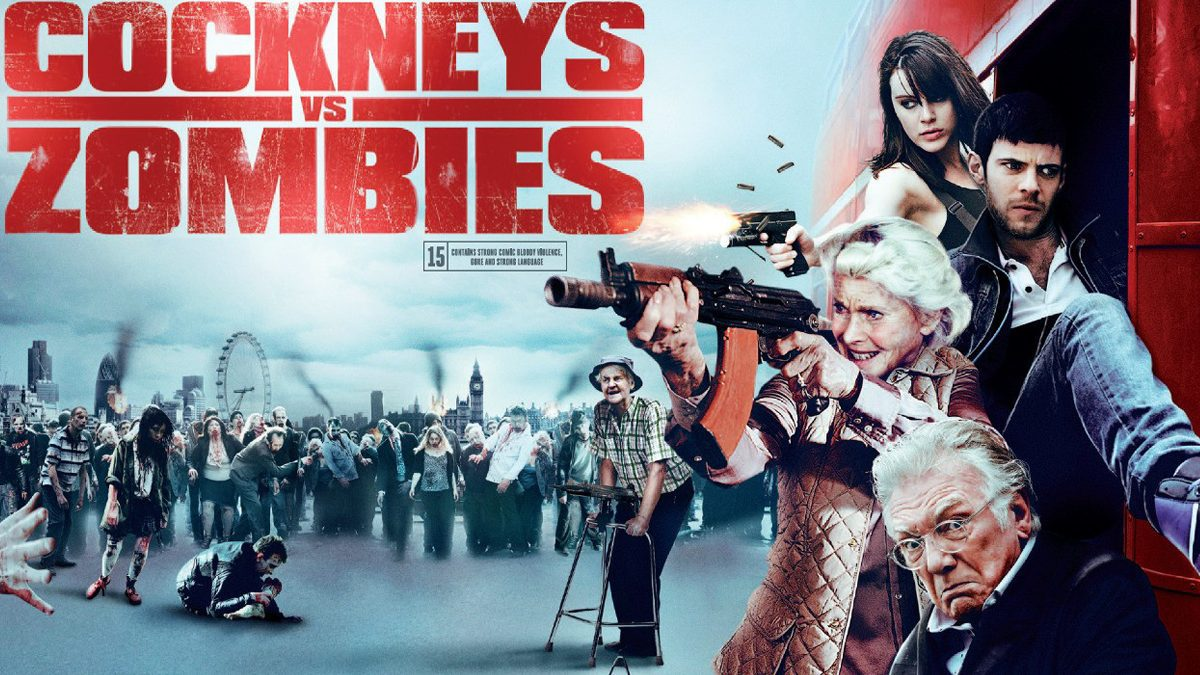 Cockneys VS Zombies แก่เก๋า ปะทะ ซอมบี้ (เต็มเรื่อง)