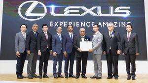 สัมผัส ยนตรกรรม แห่งความสมบูรณ์แบบของ LEXUS ในงาน  มอเตอร์โชว์ ครั้งที่ 39